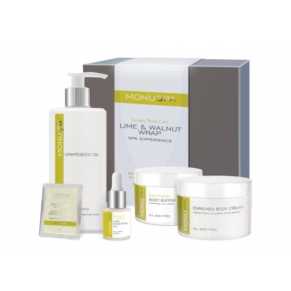 LimeWalnut Treatment Pack