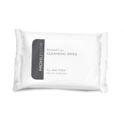 MS Cleansing Wipes New
