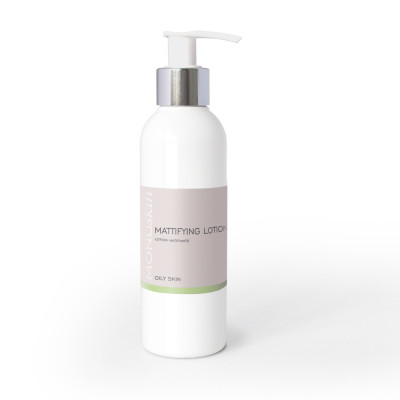 Mattifying Lotion 180ml Pump Bottle