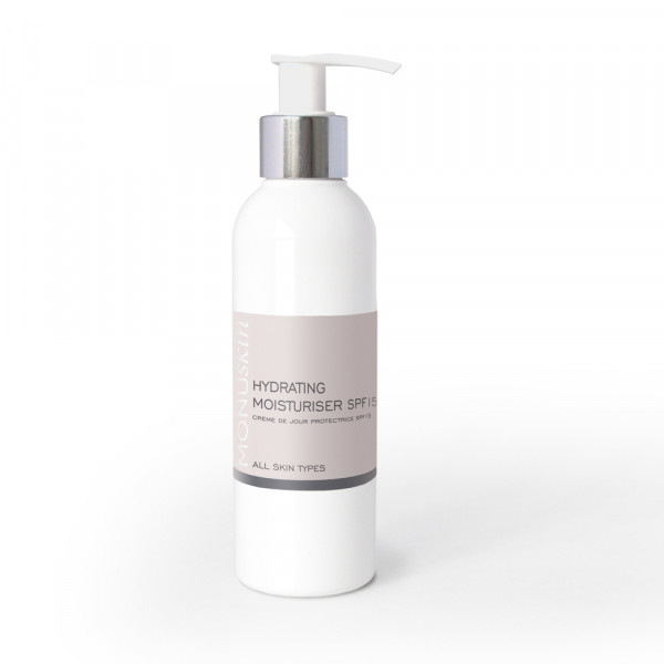 Hydrating Moisturiser 180ml Pump Bottle