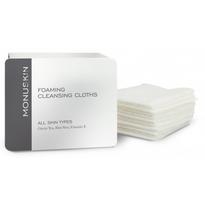 Foaming Cleansing Cloths v2
