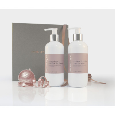 Spa Shampoo Conditioner Duo