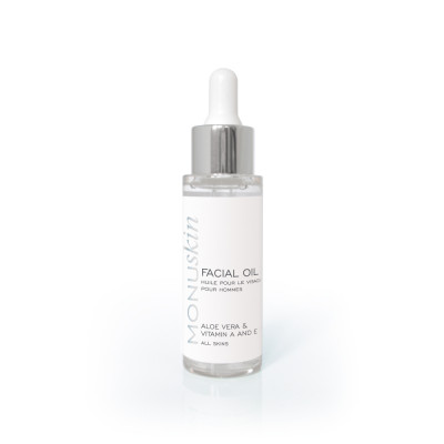 Mens Facial Oil 30ml pipette