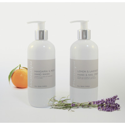 Spa HandWash and HCream Duo