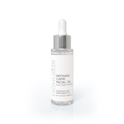 Refining Capri Facial Oil 30ml pipette